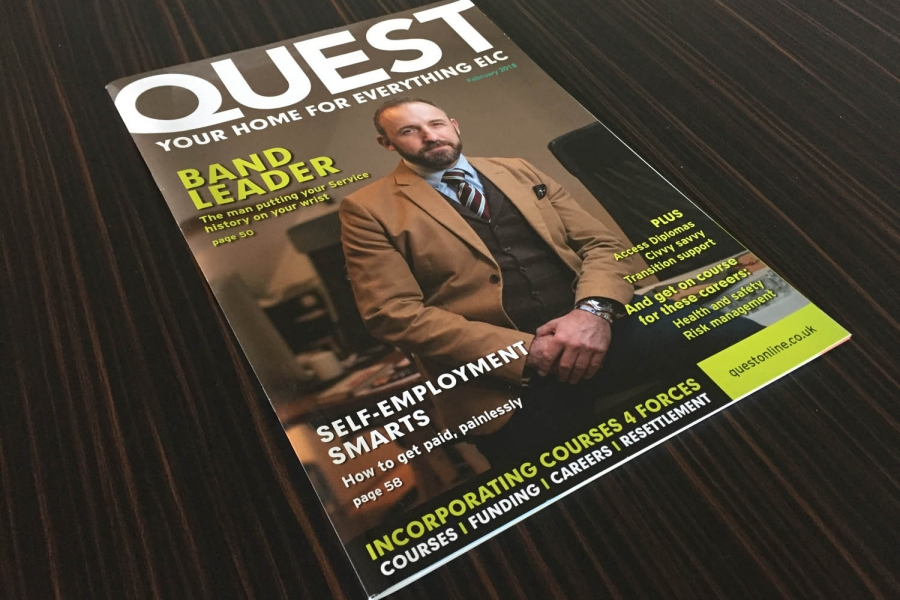 Quest resettlement magazine