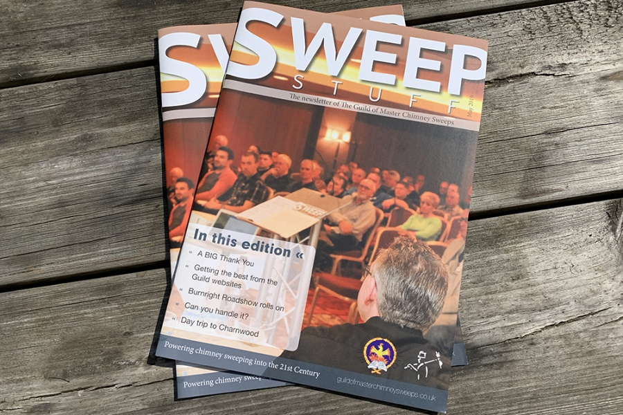 Sweep Stuff May 2019 Cover