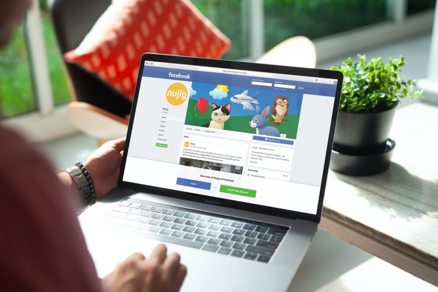 Nujig Facebook Marketing