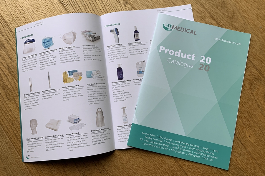 4T Product Catalogue 2020