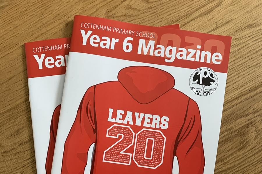 CPS Year 6 Leavers Cover