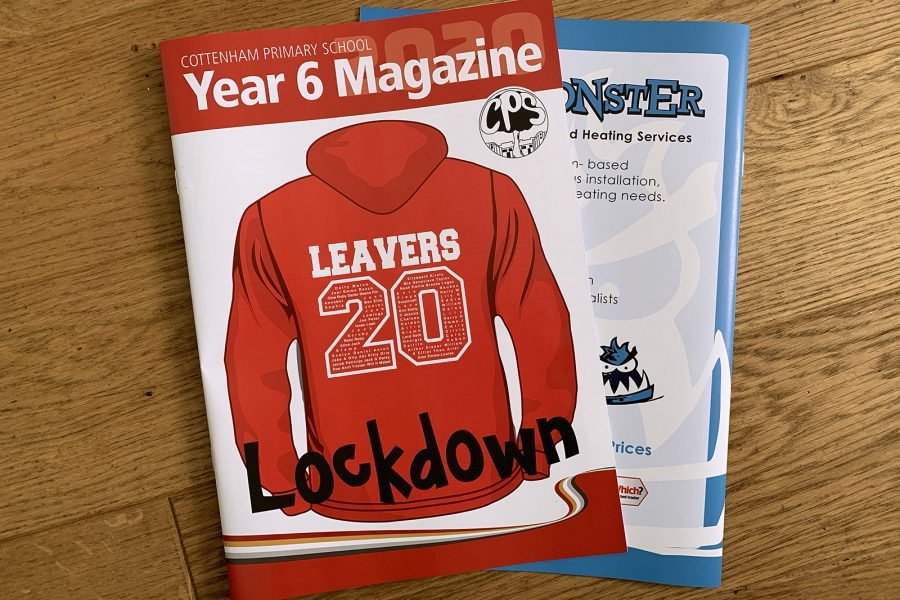 CPS Year 6 Leavers Covers